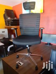 Orthopedic Executive Mesh Chair+Headrest Ksh 16500 With Free Delivery | Furniture for sale in Nairobi, Nairobi West