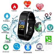 115 PLUS Smart Watch Heart Rate Smartwatch For Ios Android   Smart Watches & Trackers for sale in Nairobi, Nairobi Central