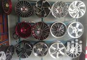 Japanise / Chinese Very High Quality Chrome Alloy Rims. | Vehicle Parts & Accessories for sale in Nairobi, Kileleshwa