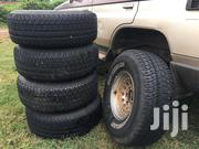 4x4 Michelin LTX A/T And Dunlop SP RV-MAJOR Tyres | Vehicle Parts & Accessories for sale in Nairobi, Kitisuru