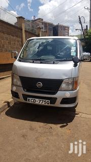 Company Maintained Nissan Caravan 2008 | Buses & Microbuses for sale in Nairobi, Parklands/Highridge