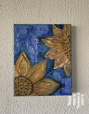 Sunflower on Canvas Painting   Arts & Crafts for sale in Mombasa, Likoni