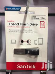 Sandisk Ixpand Flash Drive 64GB For iPhone And iPad, Black/Silver | Computer Accessories  for sale in Nairobi, Nairobi Central