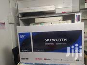 Skyworth 55 Inches Smart 4k Android Tv | TV & DVD Equipment for sale in Nairobi, Nairobi Central