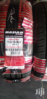 215/55r17 Radar Tyres Is Made In China | Vehicle Parts & Accessories for sale in Nairobi, Nairobi Central