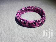 Pink And Black Colored Natural Beads Bracelet | Jewelry for sale in Nairobi, Nairobi Central