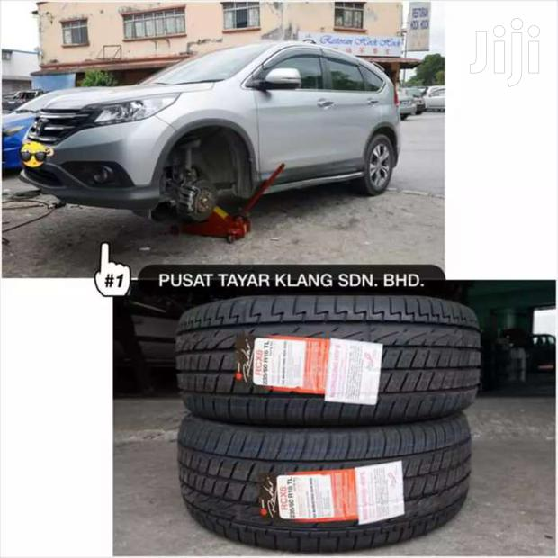 235/60/18 Radar Tyre's Is Made In Indonesia
