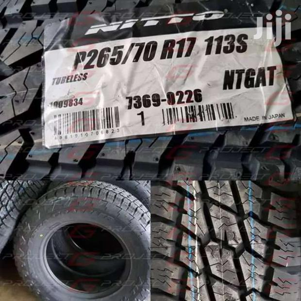 265/70/17 Nito Tyres Is Made In China