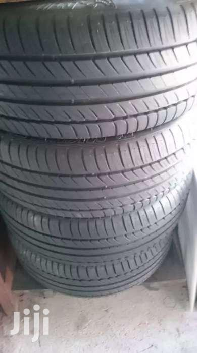 215/55/16 Dunlop's Tyre's Is Made In Japan